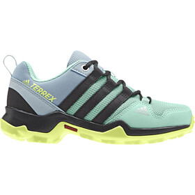 adidas TERREX AX2R Hiking Shoes Lightweight Kids, clemin/carbon/hi-res yellow